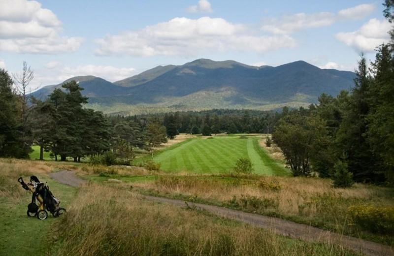 Golf near Placid Bay Inn.