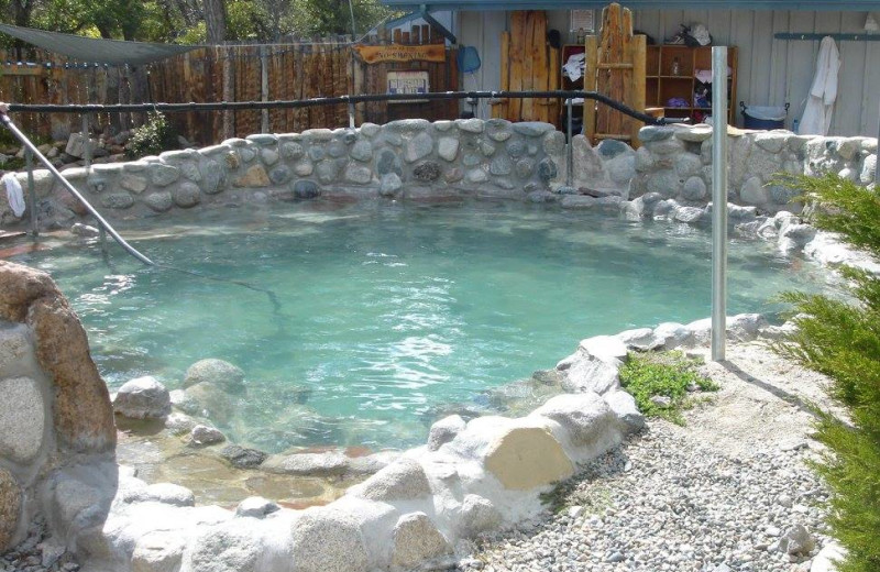 2 popular hot springs nearby - Cottonwood Hot springs and Mt Princeton.