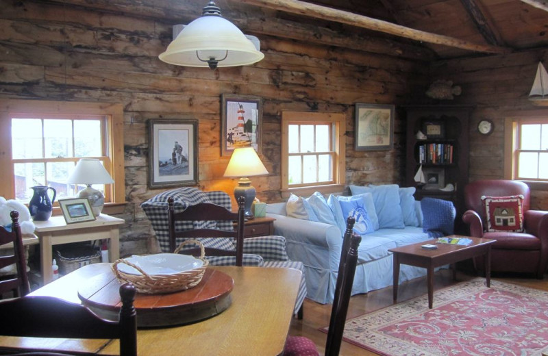 Rental interior at Re/Max on Island Vacation Rentals.