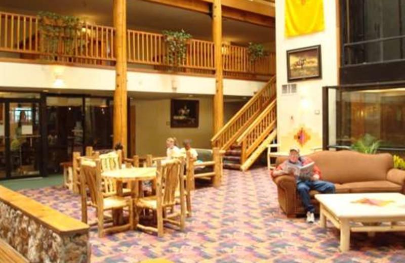 Hotel Lobby at Lifts West Condominium Hotel