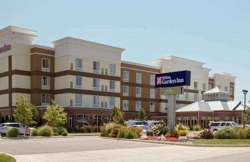 Exterior view of Hilton Garden Inn - Benton Harbor.