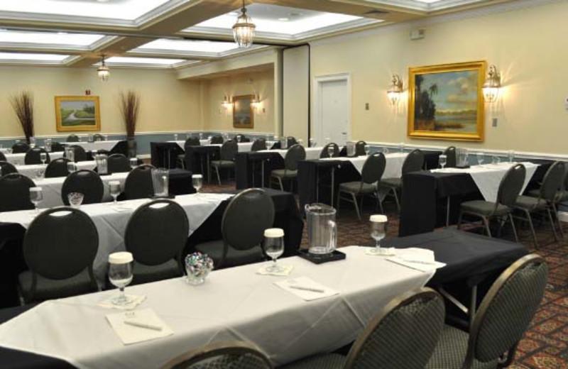 Conference Room at  Charleston Harbor Resort