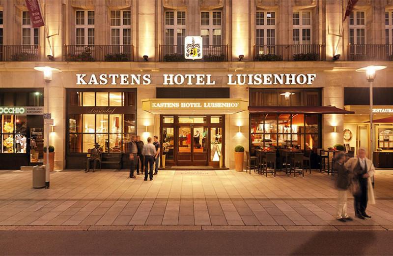 Exterior view of Kastens Hotel Luisenhof.
