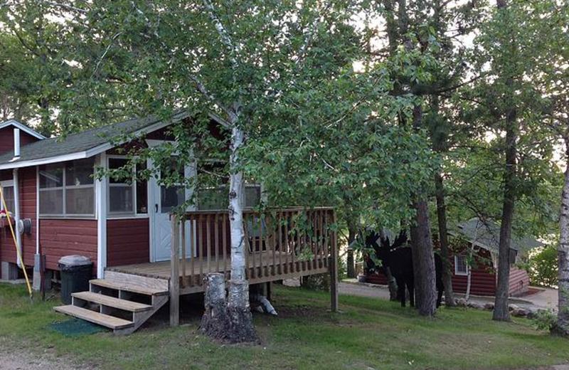 Cabins at Beauty Bay Lodge & Resort