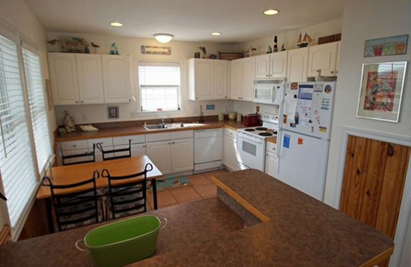 Rental Interior at Carolina Shores Vacation Rentals