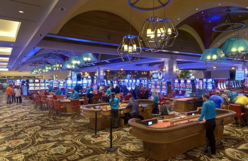 Casino at Del Lago Resort & Casino.