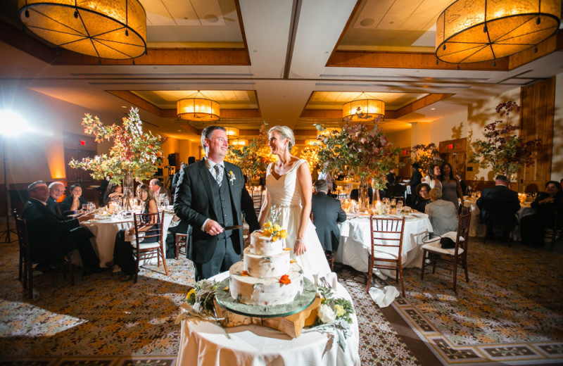Wedding at Stowe Mountain Lodge.