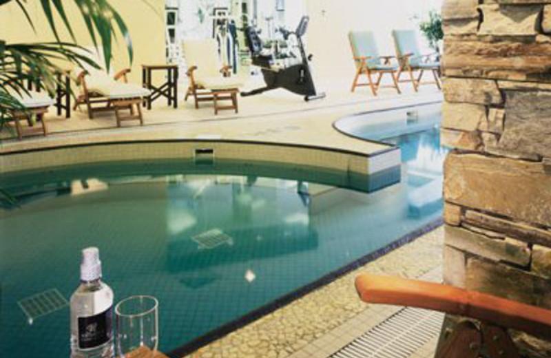 Pool Area at The Rimrock Resort Hotel
