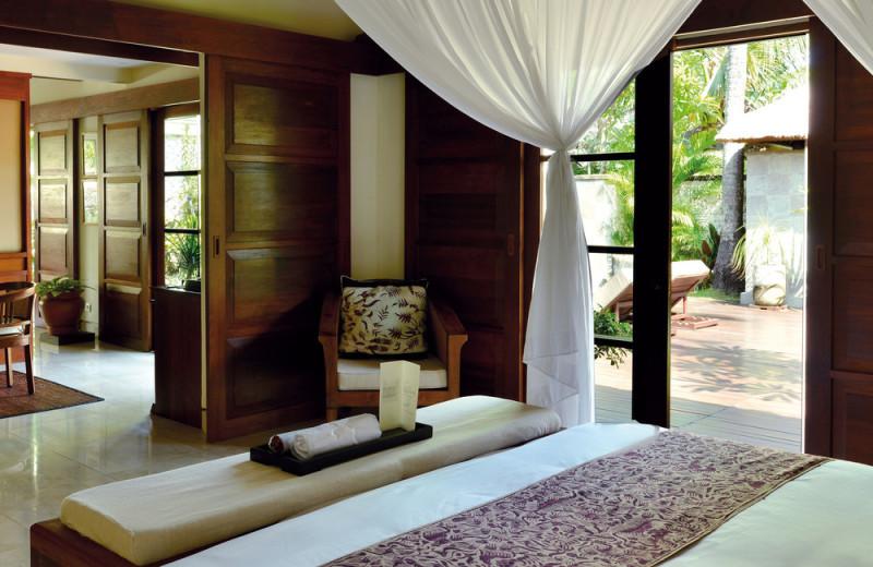 Guest room at Pansea Puri Bali.