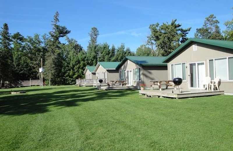 Cabin Exterior at Ice Cracking Lodge & Resort