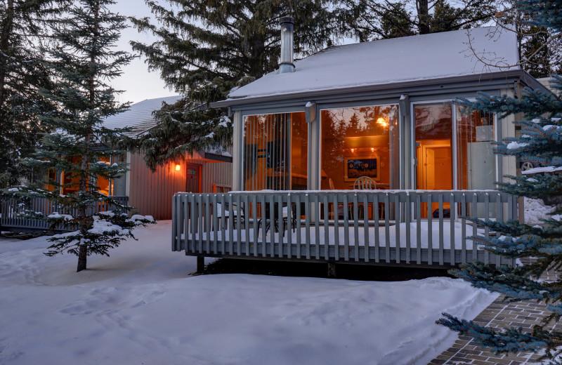 Cabin at Tunnel Mountain Resort