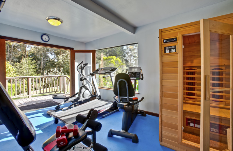 Fitness Room at Stevenswood Lodge