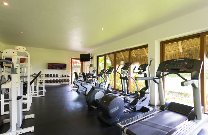 Gym at La Isla - Casa del Mar.