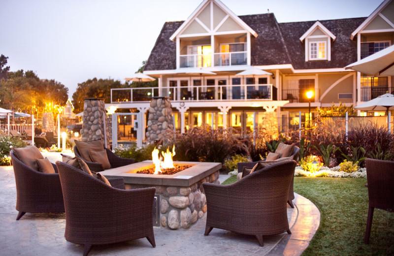 Courtyard at the Carlsbad Inn Beach Resort
