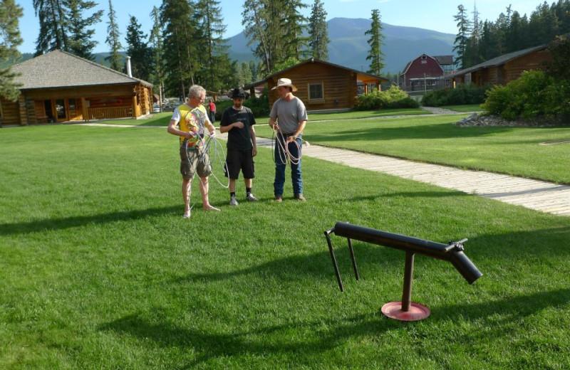 Roping Lessons at Three Bars Ranch