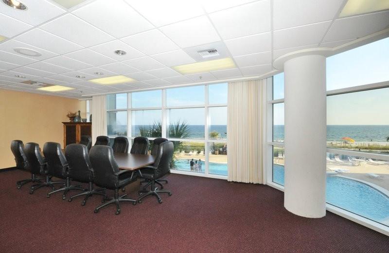 Meeting room at Palacio Perdido Key.