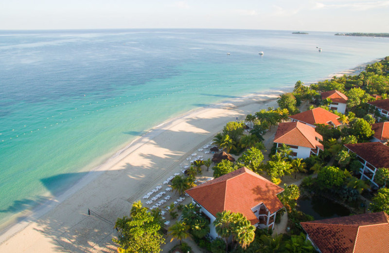 Beach at Couples Swept Away Negril