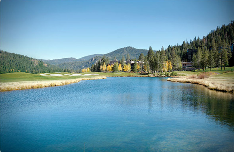 Lake View at Resort at Squaw Creek