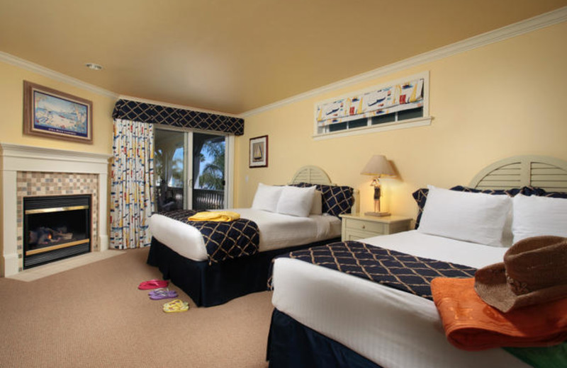 Two Queen Room at Avila Lighthouse Suites