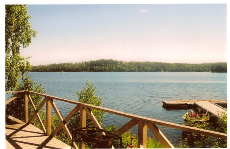 The Lake at Moose Point Lodge