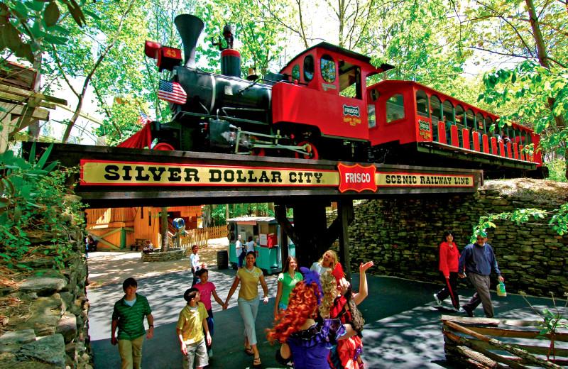 Silver Dollar City at Rockwood Resort.