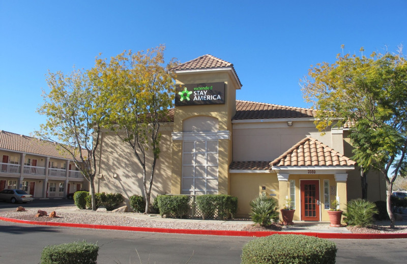 Exterior view of Extended Stay America Phoenix - Scottsdale - Old Town.