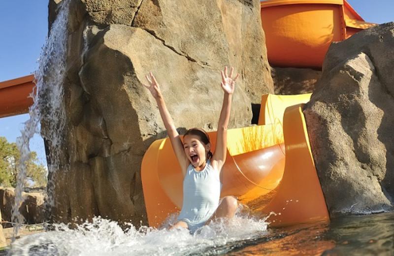 Water Slide at Brasada Ranch