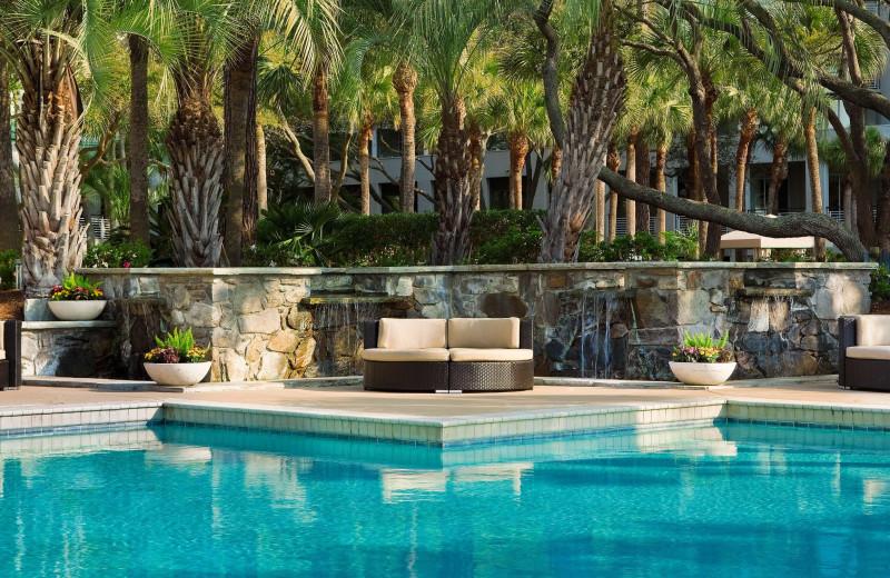 Pool at The Westin Hilton Head Island Resort