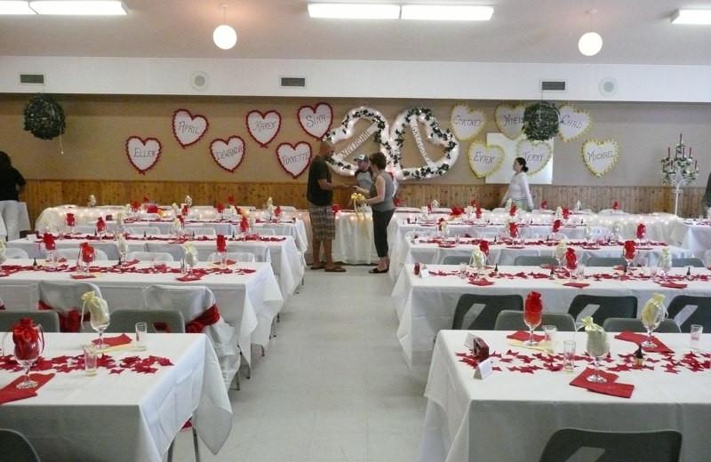 Weddings at Good Spirit Golf Resort