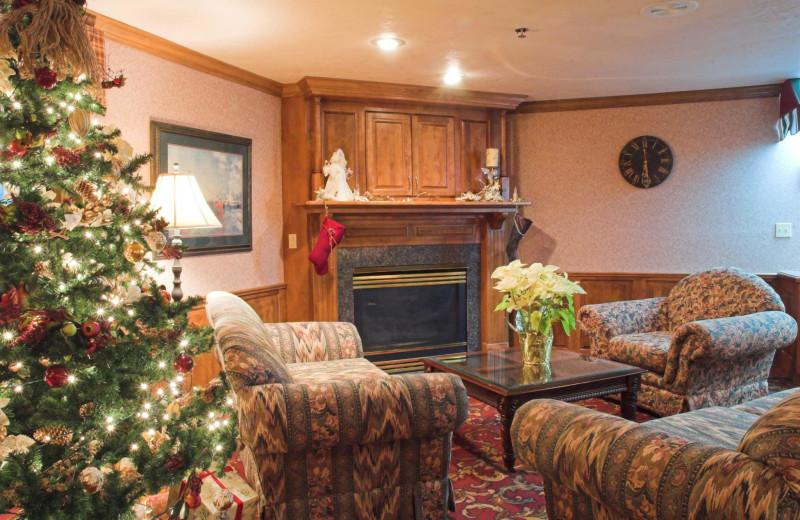 Holidays at Bridgeport Waterfront Resort.