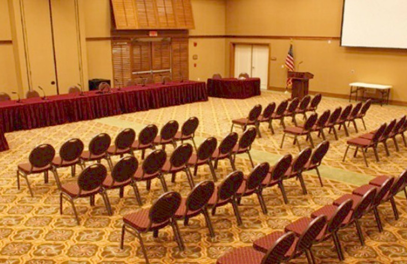 Conference room at Inn at Pelican Bay.