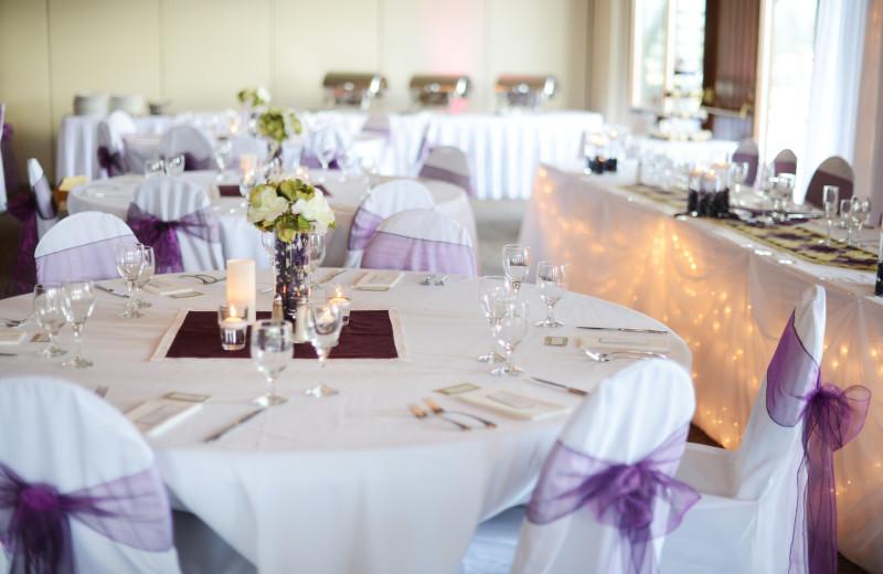 Banquet at Lake Okanagan Resort