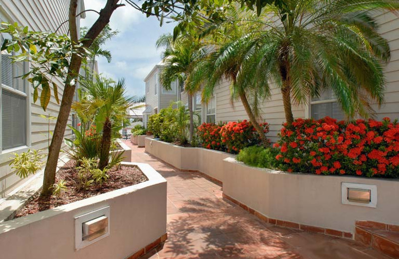 Exterior view of Key West At Its Best.