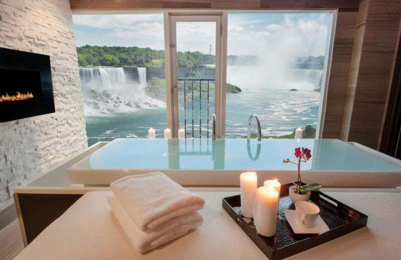 Romantic Spa Treatments at the Sheraton on the Falls Hotel