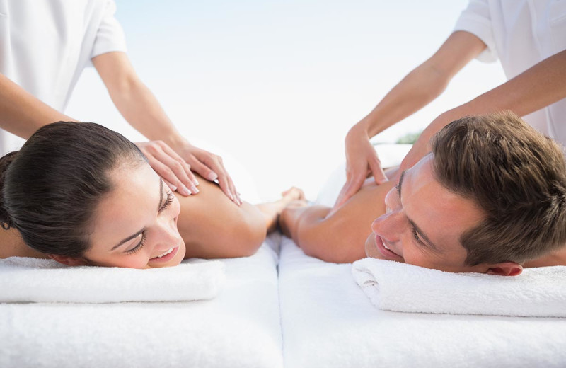 Spa massage at Prescott Resort & Conference Center.