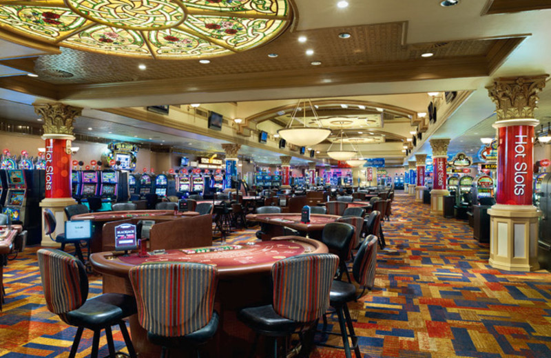 Casino at Ameristar Casino- Council Bluffs.