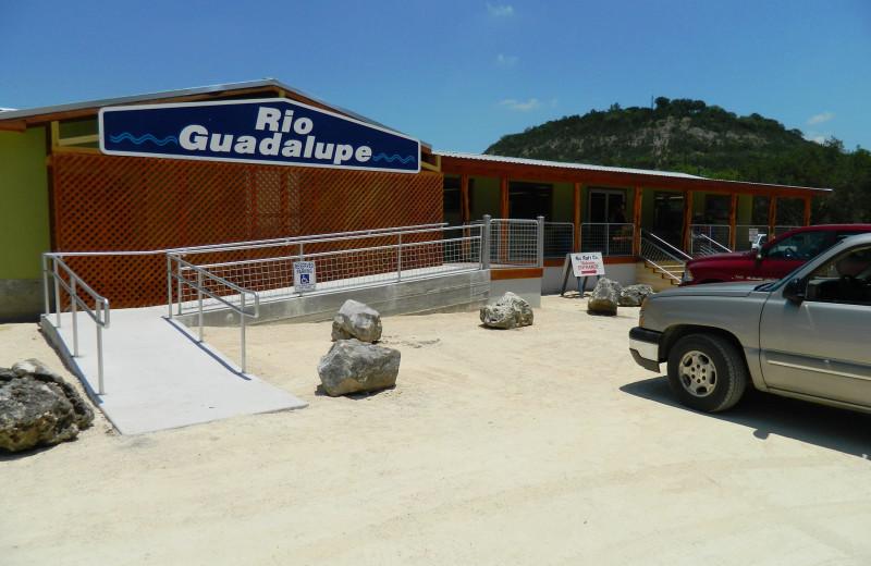 Meeting facility at Rio Guadalupe Resort.