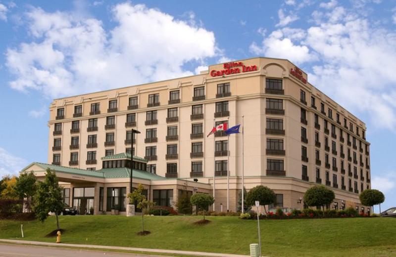 Welcome to the Hilton Garden Inn Toronto/Markham