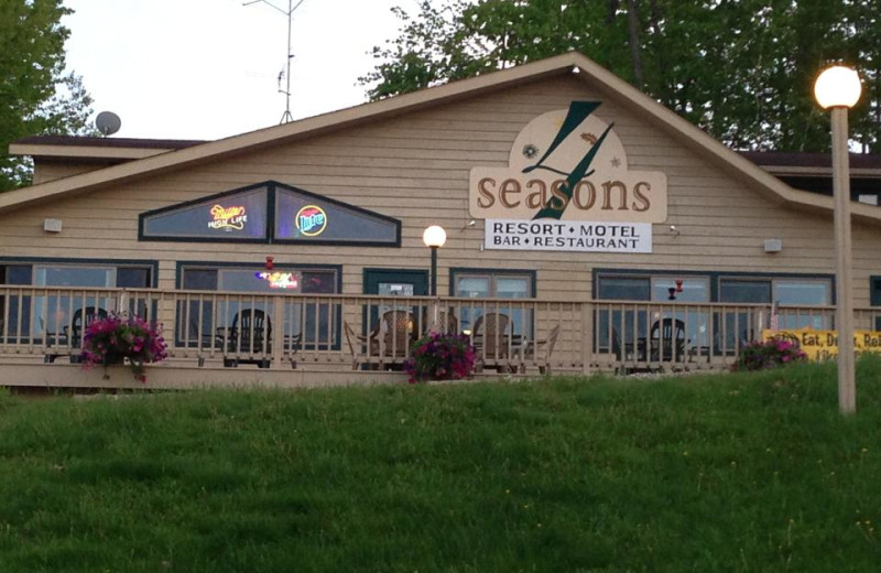 Welcome to the Four Seasons Resort & Motel