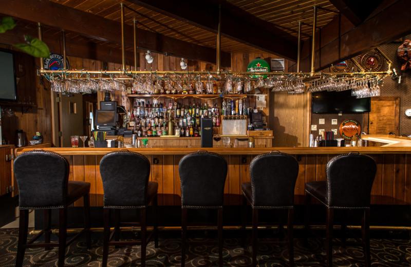 Bar at Adobe Resort.