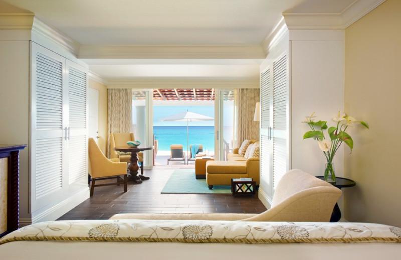 Guest room at Royal Pavilion.