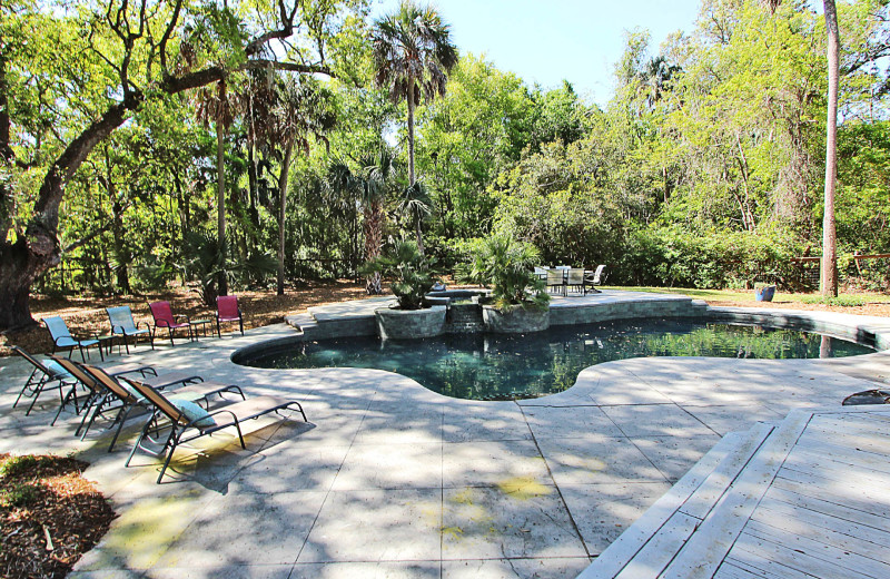 Pool at Forest Trail 286.