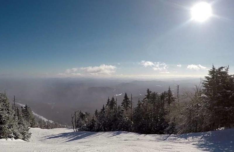 Ski at The Quarters at Lake George.