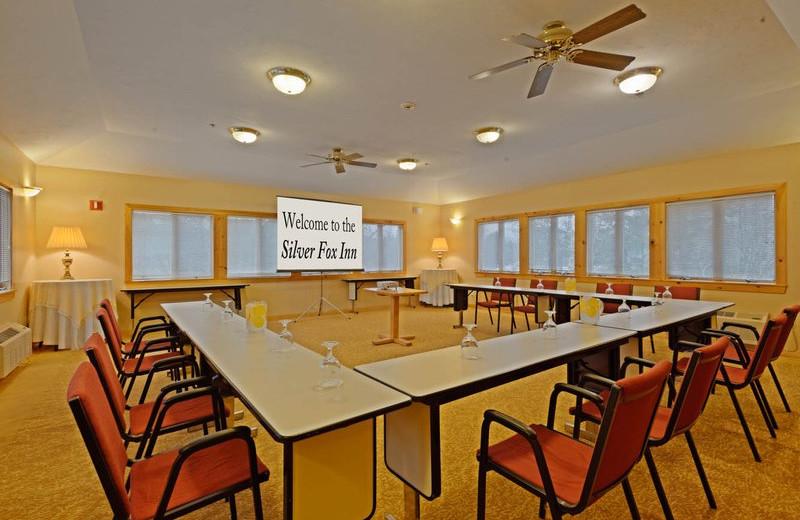 Meeting at Silver Fox Inn.