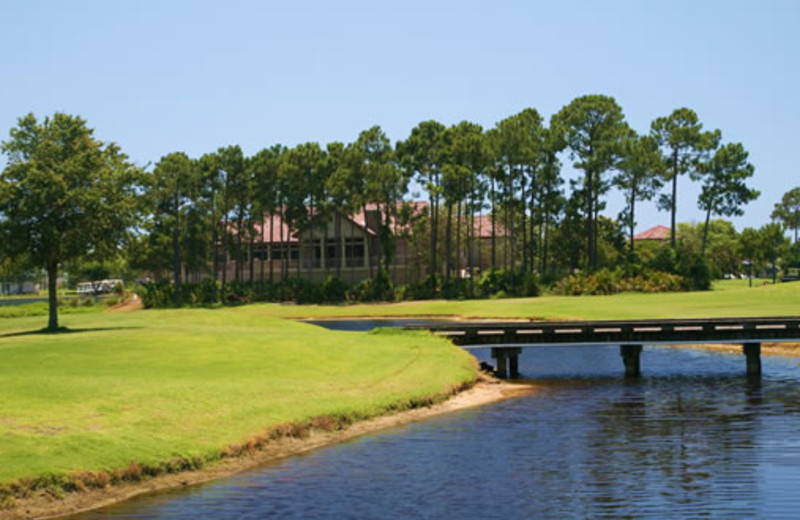Golf courses at Seascape Resort.