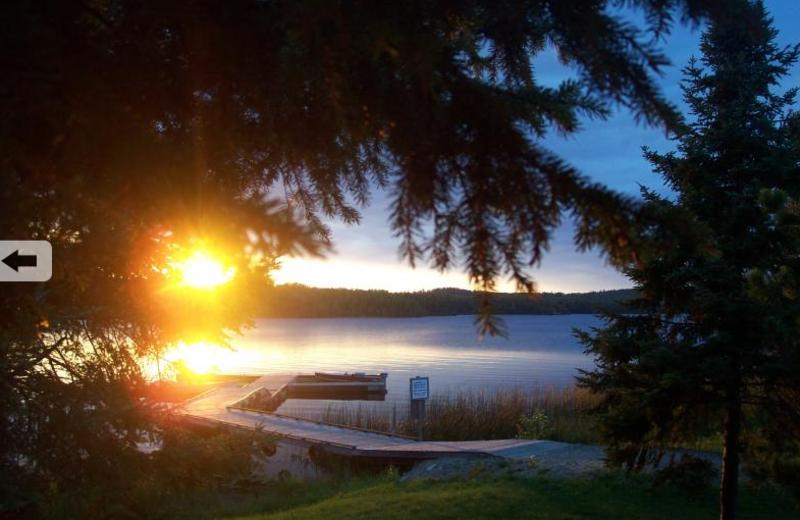 The Lake at Marr's Perch Lake Lodge