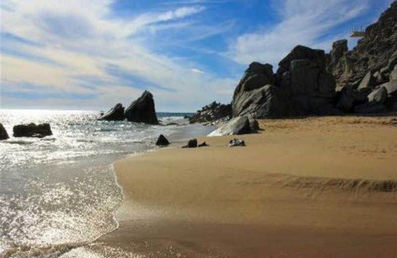 Beautiful Beaches at Pueblo Bonito Sunset Beach