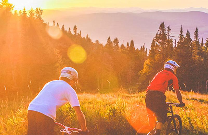 Biking at Leisure Hotels & Resorts.