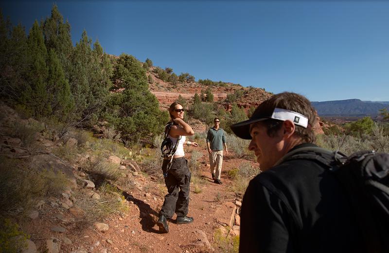 Hiking Trails at Gateway Canyons Resort