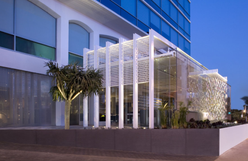 Exterior View of Andaz West Hollywood